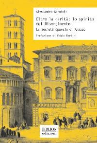 Cover Oltre la carità: lo spirito del Risorgimento