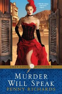 Cover Murder Will Speak
