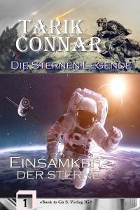 Cover Einsamkeit der Sterne  (Die Sternen-Legende 1)