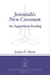 Cover Jeremiah's New Covenant