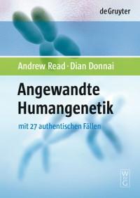 Cover Angewandte Humangenetik