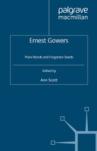 Cover Ernest Gowers