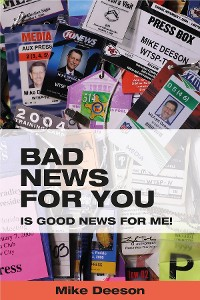 Cover Bad News for You is Good News for Me!