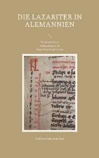 Cover Die Lazariter in Alemannien