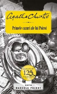 Cover Primele cazuri ale lui Poirot