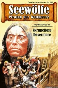 Cover Seewölfe - Piraten der Weltmeere 619
