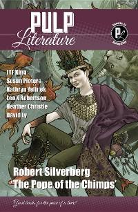 Cover Pulp Literature Spring 2019