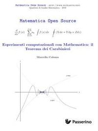 Cover Esperimenti computazionali con Mathematica: il Teorema dei Carabinieri