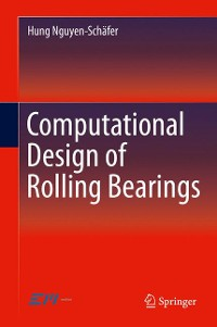 Cover Computational Design of Rolling Bearings