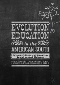 Cover Evolution Education in the American South
