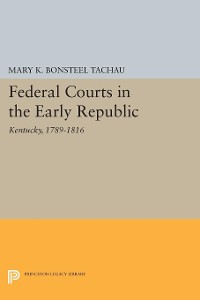 Cover Federal Courts in the Early Republic