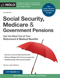 Cover Social Security, Medicare and Government Pensions