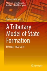 Cover A Tributary Model of State Formation
