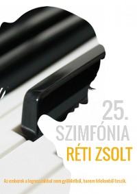 Cover 25. szimfónia