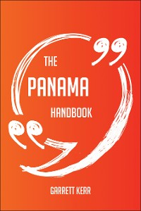 Cover The Panama Handbook - Everything You Need To Know About Panama