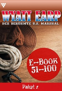 Cover Wyatt Earp Paket 2 – Western