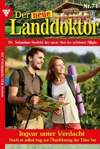 Cover Der neue Landdoktor 71 - Arztroman