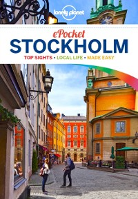 Cover Lonely Planet Pocket Stockholm