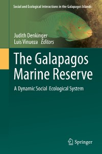 Cover The Galapagos Marine Reserve