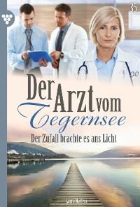Cover Der Arzt vom Tegernsee 35 – Arztroman