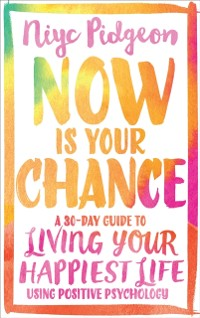 Cover Now Is Your Chance
