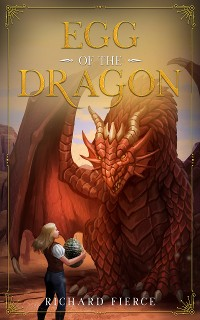 Cover Egg of the Dragon