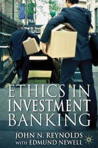 Cover Ethics in Investment Banking