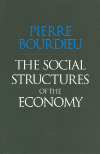 Cover The Social Structures of the Economy