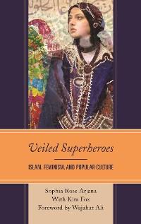 Cover Veiled Superheroes