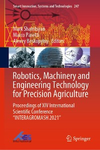 Cover Robotics, Machinery and Engineering Technology for Precision Agriculture
