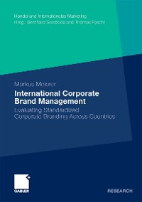 Cover International Corporate Brand Management