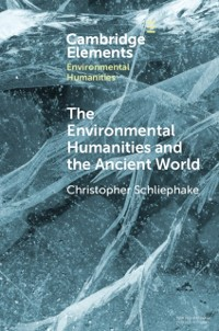 Cover Environmental Humanities and the Ancient World