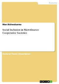 Cover Social Inclusion in Microfinance Cooperative Societies