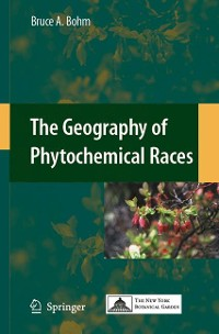 Cover The Geography of Phytochemical Races