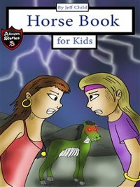 Cover Horse Book for Kids