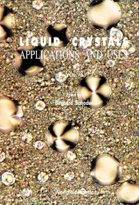 Cover Liquid Crystal - Applications And Uses (Volume 3)