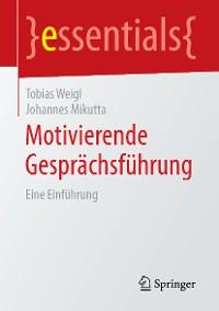 Cover Motivierende Gesprächsführung