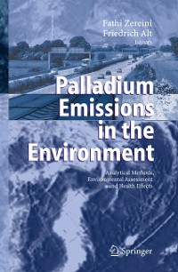 Cover Palladium Emissions in the Environment