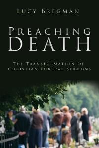 Cover Preaching Death