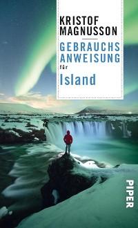 Cover Gebrauchsanweisung für Island