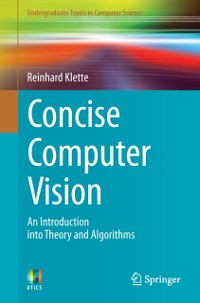 Cover Concise Computer Vision