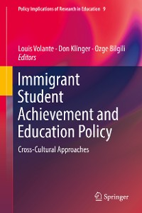Cover Immigrant Student Achievement and Education Policy