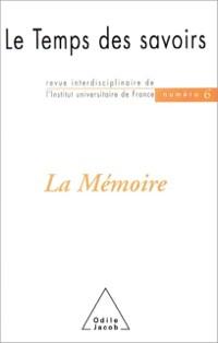 Cover La Memoire