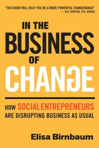 Cover In the Business of Change