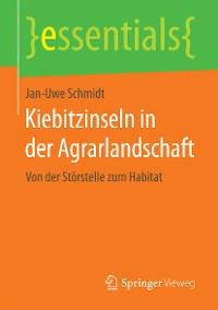 Cover Kiebitzinseln in der Agrarlandschaft