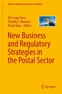 Cover New Business and Regulatory Strategies in the Postal Sector