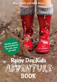 Cover Rainy Day Kids Adventure Book