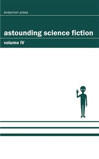 Cover Astounding Science Fiction - Volume IV