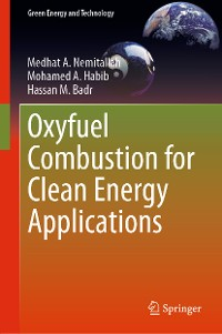 Cover Oxyfuel Combustion for Clean Energy Applications