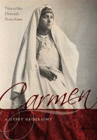 Cover Carmen, a Gypsy Geography
